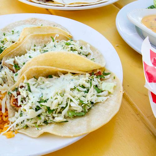 Float Original Tacos